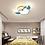 Thumbnail: LED Heart-Shape Angel Children Ceiling Light