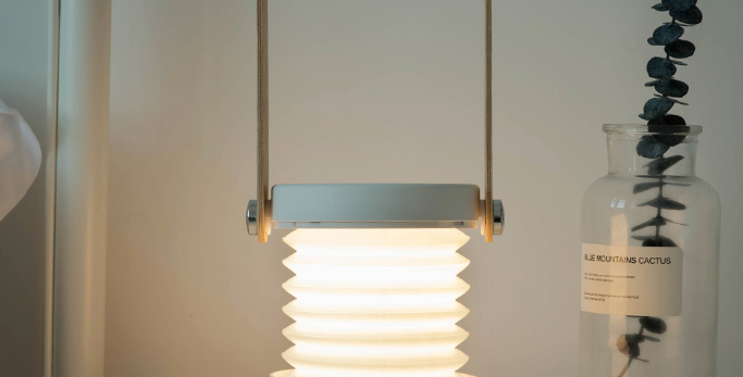 LED Latern Table Lamp
