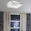 Thumbnail: LED Modern Arc Frame Ceiling Light