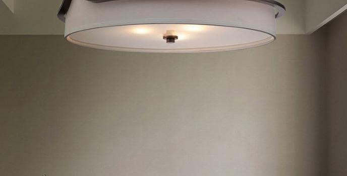 LED Large Round Classic Pendant Light