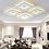 Thumbnail: LED Acrylic Square Modern Chinese Design Ceiling Light