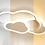 Thumbnail: LED Modern Cloud Design Children's Ceiling Light