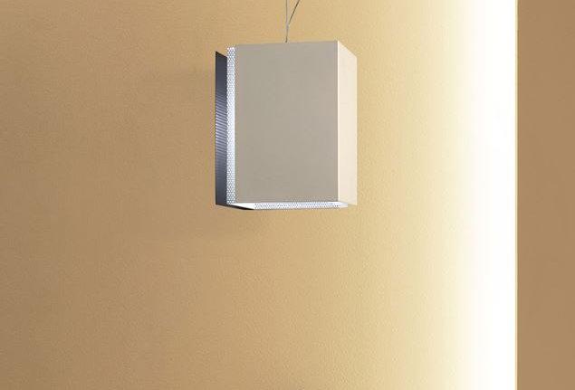 LED Box Pendant Light