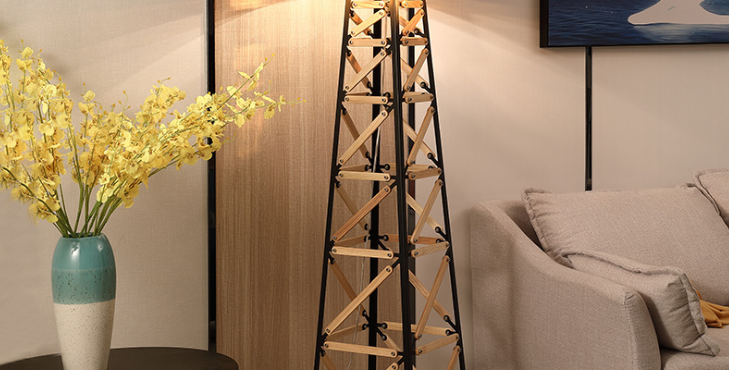 LED Modern Table & Floor Lamp