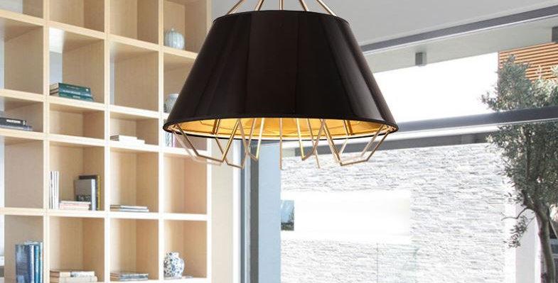 LED Metal American Country Design Pendant Light
