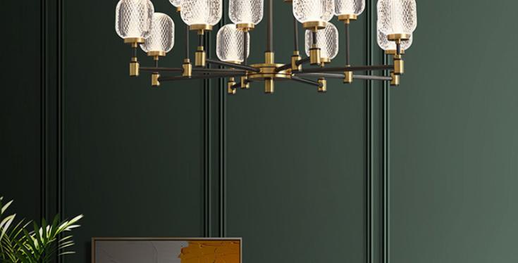 LED Vintage Style Classic Pendant Light