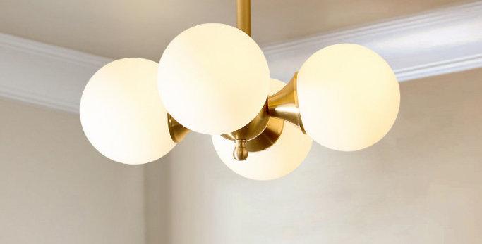 LED 4-Light Ceiling Pendant Light