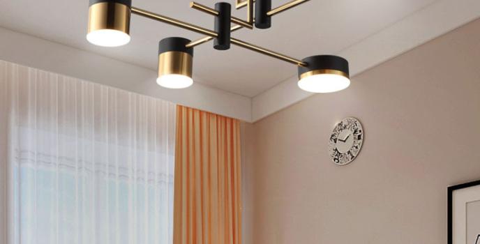 LED Multi-Design Modern Creative Ceiling Light