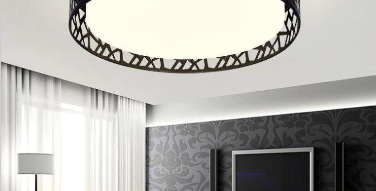 LED Metal Modern Ceiling Light