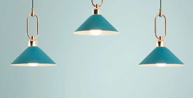 LED Modern Macaroon Decorative Pendant Light