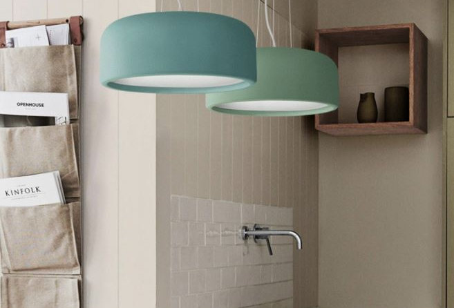 LED Ceiling Pedant Light with Macaron Colour