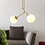 Thumbnail: LED Gemini Creative Pendant Light