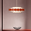 Thumbnail: LED Petal Metal Chandelier Pendant