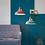 Thumbnail: LED Macaroon Retro Pendant Light