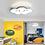 Thumbnail: LED Decorative Cute Cloud Design Children Ceiling Light