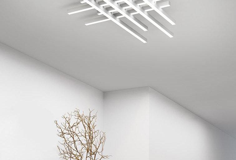 LED Line Modern Design Ceiling Light