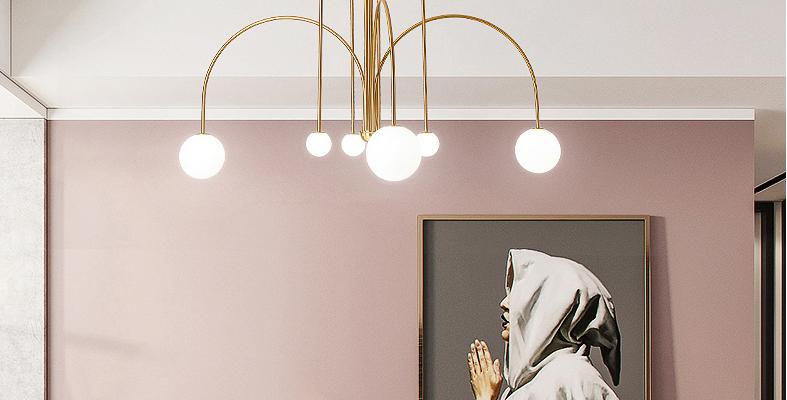 LED G9 Creative Modern Pendant Light
