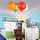 Thumbnail: LED Multi-Color Balloon Ceiling Light