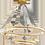 Thumbnail: LED Luxury Style Crystal Halo Pendant Light
