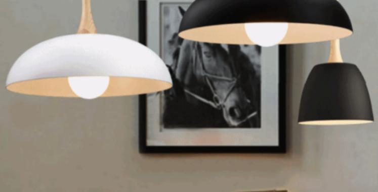 Minimalist Style LED Aluminium Pendant