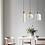 Thumbnail: LED Simple Ceramic Pendant Light
