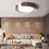 Thumbnail: LED Circle & Belt Modern Ceiling Light