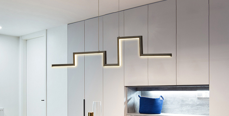 LED Simple Modern Pendant Light