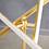 Thumbnail: LED Triple Lines Modern Floor Lamp