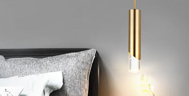 LED Post-modern Decorative Luxury Pendant Light