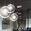 Thumbnail: LED LOFT Glass Sphere Pendant