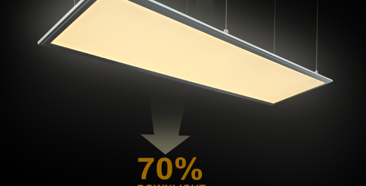 LED Office Panel Pendant Light