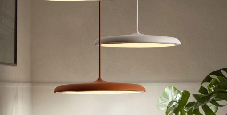 LED Macaroon Minimalist Pendant Light