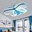 Thumbnail: LED Butterfly Children's Ceiling Light