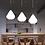 Thumbnail: LED Diamond & Droplet Design Pendant Light