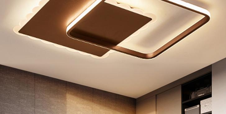 LED Square2 Modern LED Ceiling Light