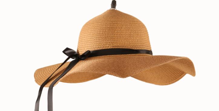 LED Hat Design Creative Pendant Light