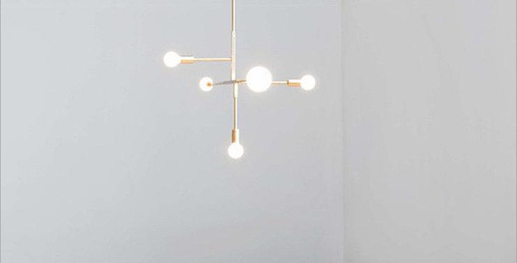 LED Postmodern Chandelier