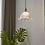 Thumbnail: LED Japanese Retro Style Glass Pendant Light