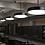 Thumbnail: LED Simple Office Round Pendant Light