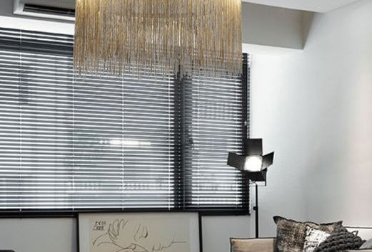 Tassel Design Aluminium Steel LED Chandelier Pendant Light