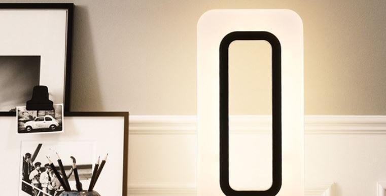 LED Minimalism Table Lamp