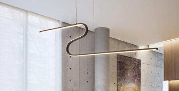 LED ModernS Pendant Light
