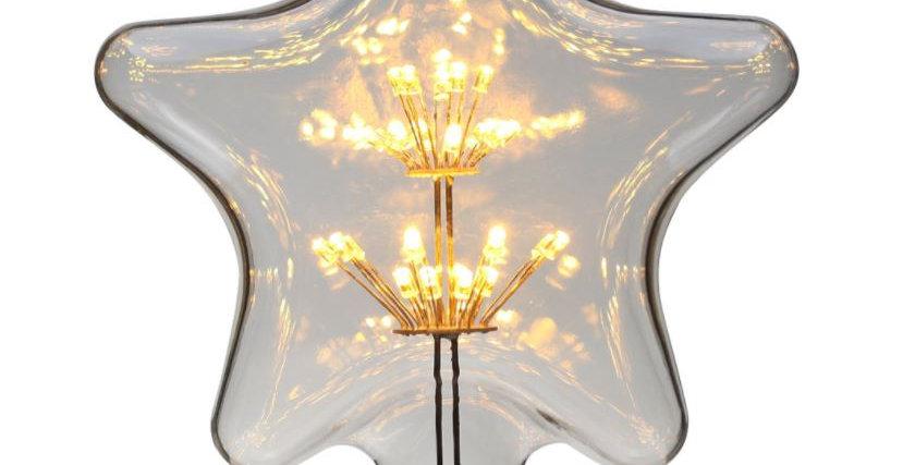 LED Star Design Bulb