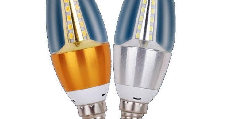 LED E14 Transparent Bulb