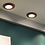 Thumbnail: LED Recessed Modern Walnut Wood Downlight/Spotlight