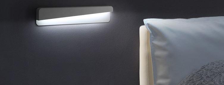 LED Minimalism Metal Wall Light