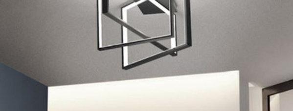 LED European Design Creative Rectangle Ceiling Light
