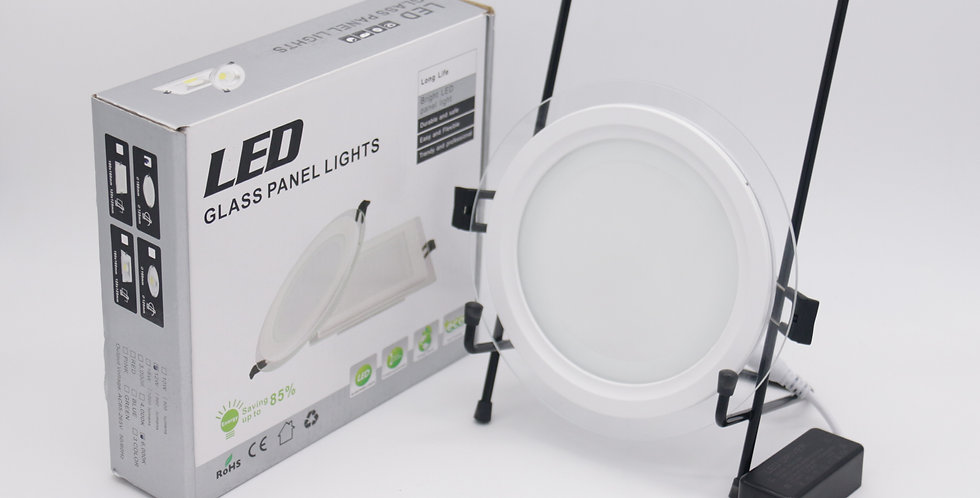 LED Glass-Edge Round Downlight