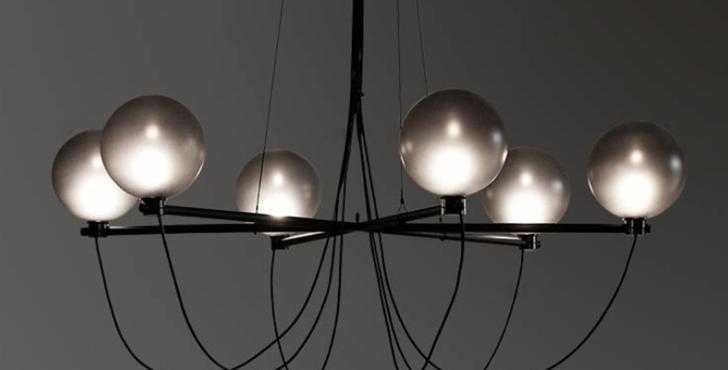 LED Light Luxury Modern Decorative Pendant Light
