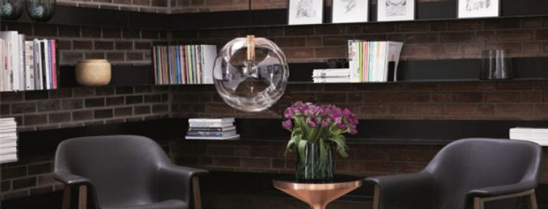 LED LOFT Glass Sphere Pendant